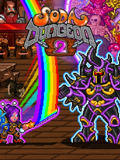 Artwork ke hře Soda Dungeon 2