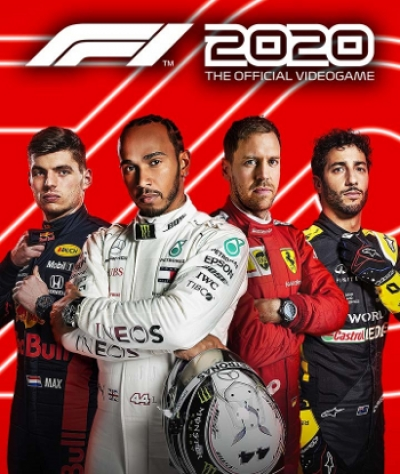 Artwork ke hře F1 2020