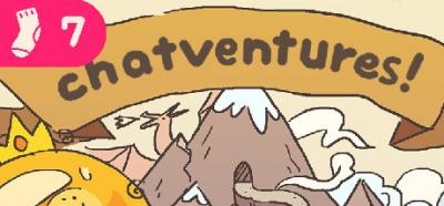 Artwork ke hře Chatventures