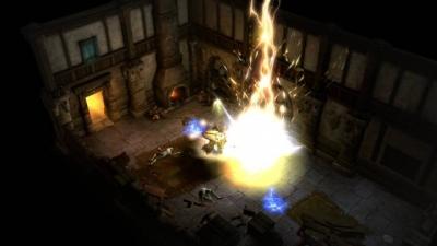 Screen ze hry Diablo III: Reaper of Souls