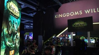 Artwork ke hře World of Warcraft: Legion