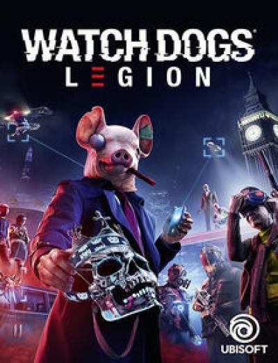 Artwork ke hře Watch Dogs: Legion