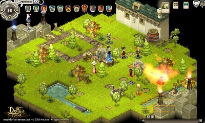 Screen Dofus