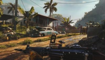 Artwork ke hře Far Cry 6