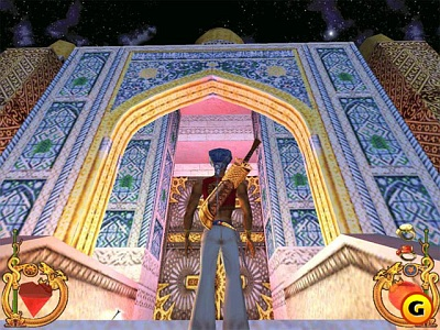 Screen Arabian Nights