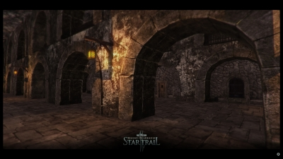 Screen ze hry Realms of Arkania: Star Trail