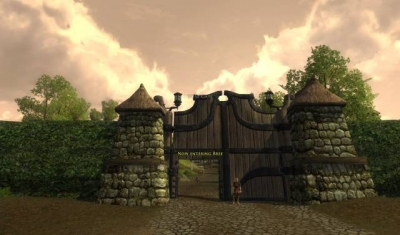 Screen ze hry Lord of the Rings Online: Shadows of Angmar, The