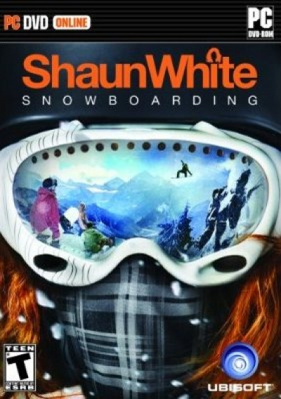 Obal hry Shaun White Snowboarding