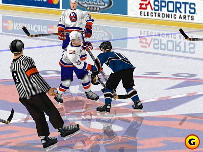 Screen NHL 2000