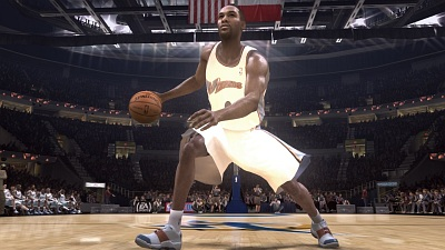 Screen NBA Live 08