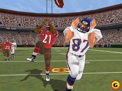 Screen Madden NFL 2000