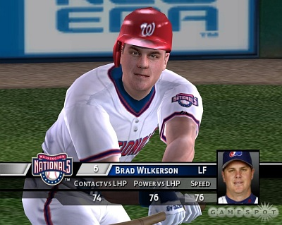 Screen MVP Baseball 2005