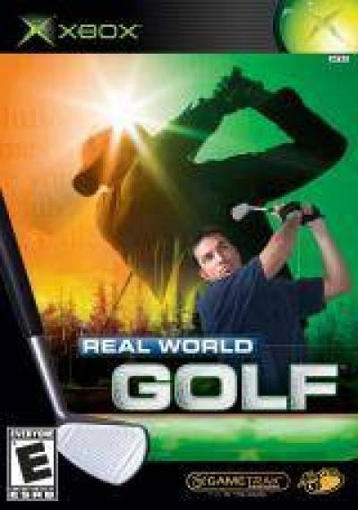 Artwork ke hře Real World Golf 2007