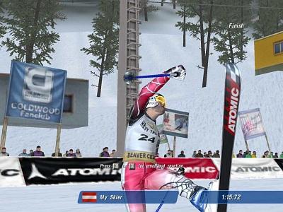 Screen Ski Racing 2006