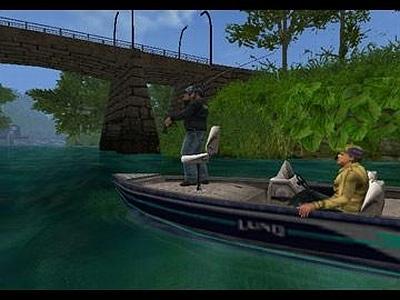 Screen Rapala Pro Fishing