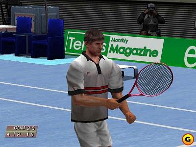 Screen Virtua Tennis