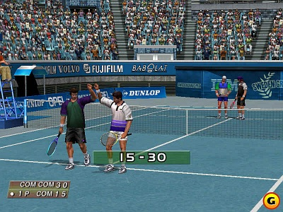 Screen Virtua Tennis