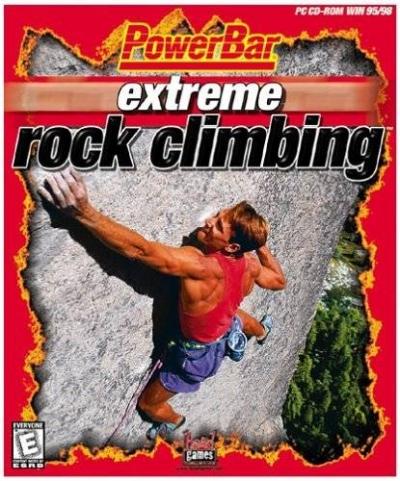 Artwork ke hře Extreme Rock Climbing