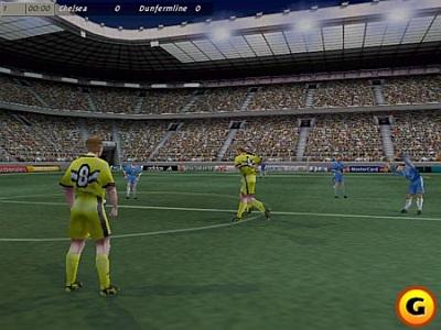 Screen FIFA ´99