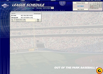 Screen Out of the Park Baseball 4