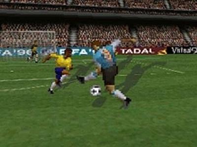 Screen FIFA Soccer 96