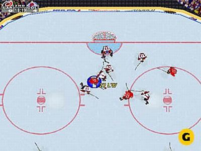 Screen NHL Powerplay ´98