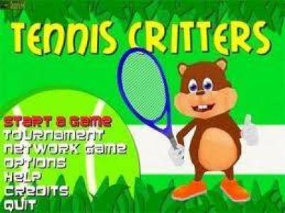 Screen ze hry Tennis Critters