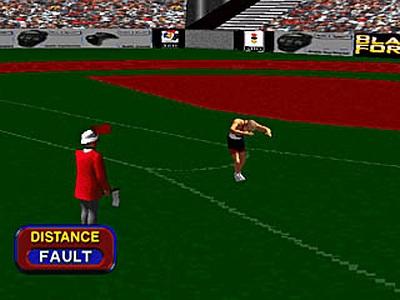 Screen 3DO Games: Decathlon