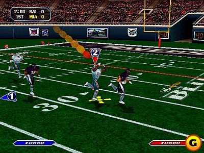 Screen NFL Blitz