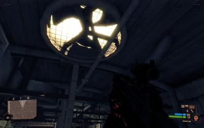Screen ze hry Crysis Warhead