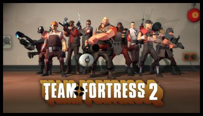 Screen ze hry Team Fortress 2