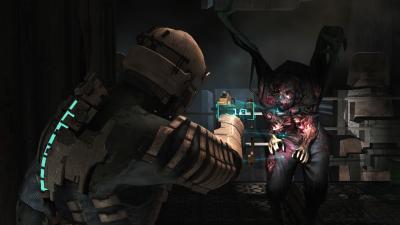 Screen ze hry Dead Space