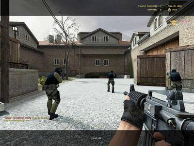 Screen ze hry Counter-Strike