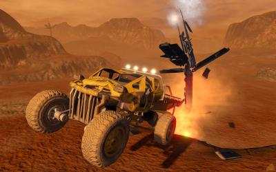 Screen ze hry Red Faction: Guerrilla