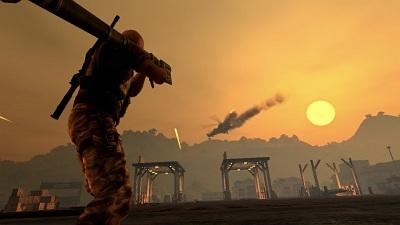 Screen Mercenaries 2: World in Flames