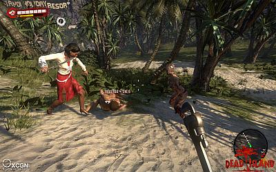 Screen ze hry Dead Island