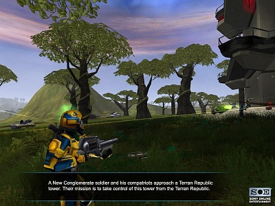 Screen PlanetSide