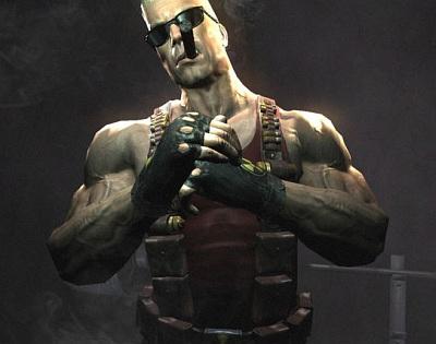 Screen Duke Nukem Forever