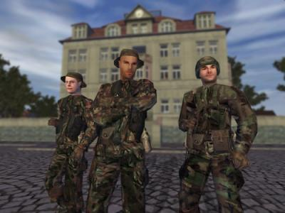 Screen ze hry Operation Flashpoint: Resistance