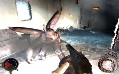 Screen ze hry Cryostasis