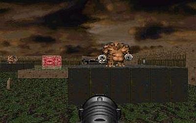 Screen Doom II
