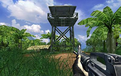 Screen ze hry Far Cry