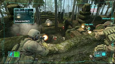 Screen ze hry Tom Clancy´s Ghost Recon Advanced Warfighter