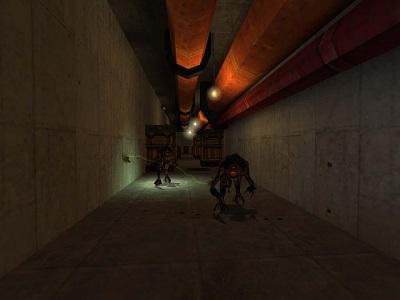 Screen Half-Life: Source