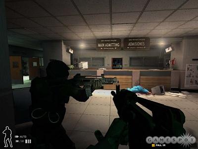 Screen SWAT 4