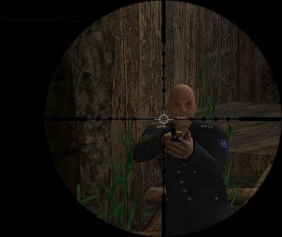 Screen Combat: Task Force 121