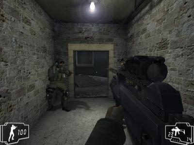 Screen ze hry Shadow Ops: Red Mercury