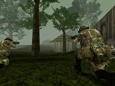 Screen ze hry Tom Clancy´s Ghost Recon: Island Thunder