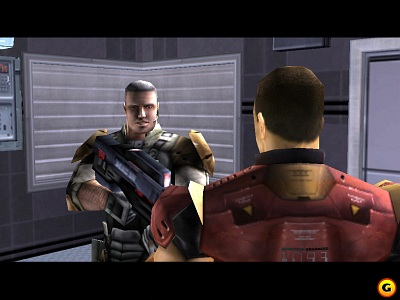 Screen Red Faction II