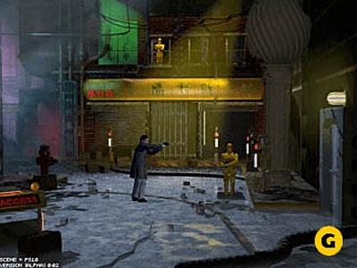 Screen Blade Runner